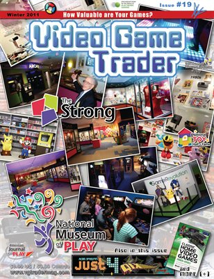 Video Game Trader #19 (Winter 2011) w/Price Guide