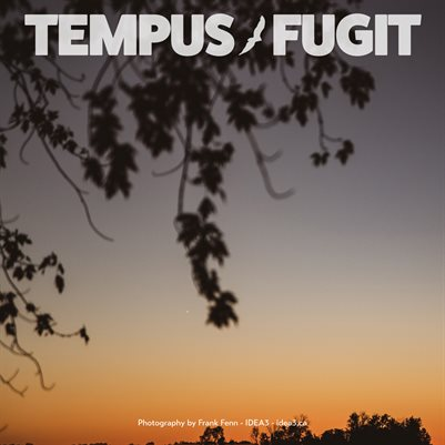 Tempus Fugit 2021 Calendar Project Manager Skies