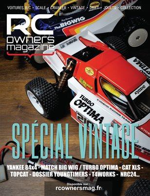 RC Owners Magazine Spécial Vintage