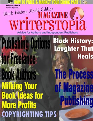 Writerstopia Magazine Feb. 2012