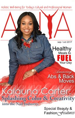 AFIYA Magazine-Sept/Oct 2017