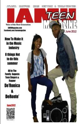 IAMU Teen Magazine