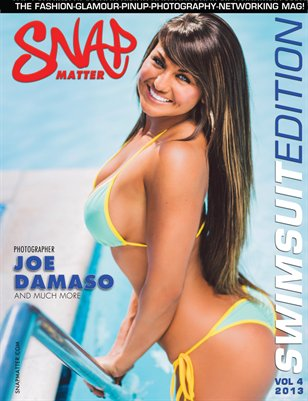 Snap Matter - 2013 Swimsuit Edition VOL4