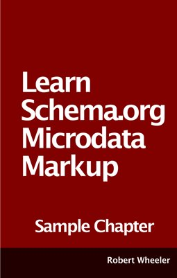 Learn Schema.org Microdata Markup Sample Chapter