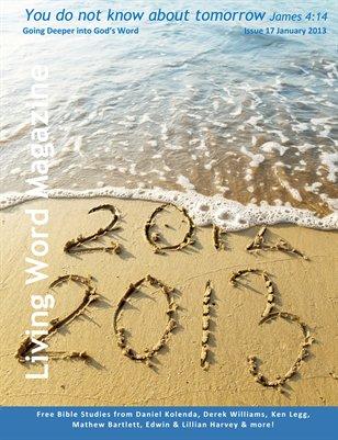 Living Word Magazine January 2013