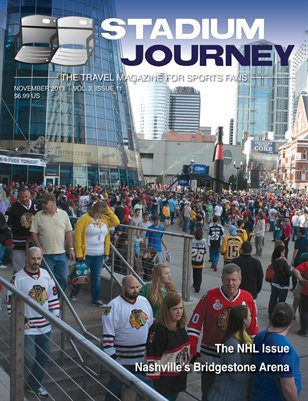 Stadium Journey Magazine, Vol 3 Issue 11