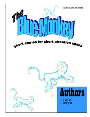 The Blue Monkey, Volume 1F