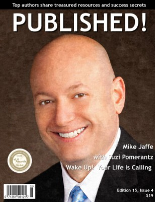 PUBLISHED! featuring Mike Jaffe