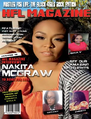 HFL Magazine: The Black Girls Rock Edition