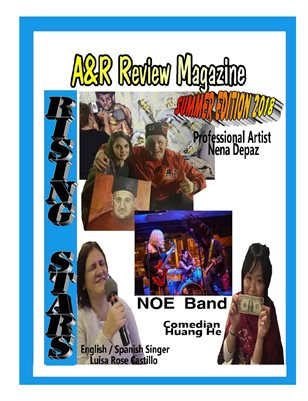A&R Review Magazine Summer 2018 Edition
