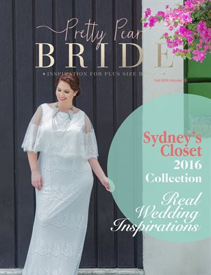 Pretty Pear Bride Magazine Fall Issue {V15}