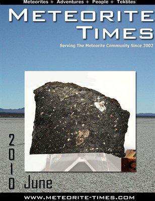 Meteorite Times Magazine - June 2010