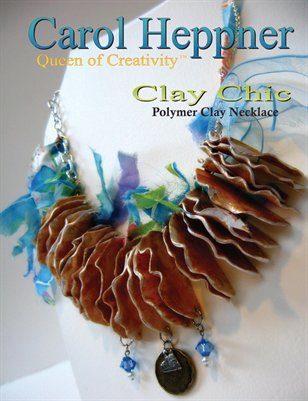 Clay Chic - Polymer Clay Necklace
