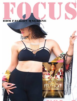 FOCUS Fashion Magazine Vol 7