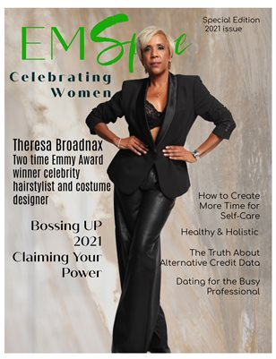 EM-Spire Special Issue - Theresa Broadnax
