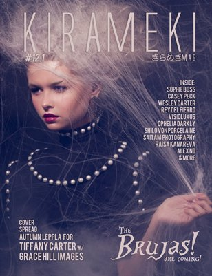 Kirameki Mag Issue12.1=BRUJAS!