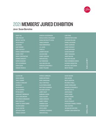 CPA 2021 Members Jury Exihibition