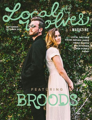 LOCAL WOLVES // ISSUE 18 - BROODS