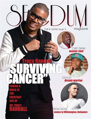Secdum Magazine - Fall Issue-The Golden Age Era
