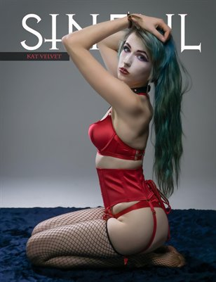 Sinful Magazine - BODY LOVE & BEAUTY Vol 2