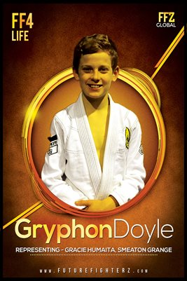 Gryphon Doyle Free Poster #2