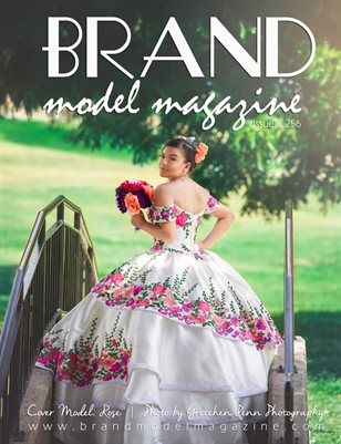 Brand Model Magazine  Issue # 256