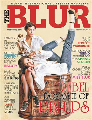 The Blur February Issue