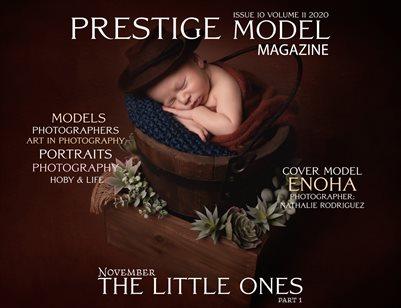 PRESTIGE MODELS MAGAZINE_ The Little Ones 10/11 P1