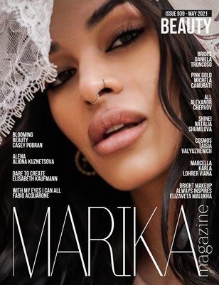 MARIKA MAGAZINE BEAUTY (ISSUE 939 - MAY)