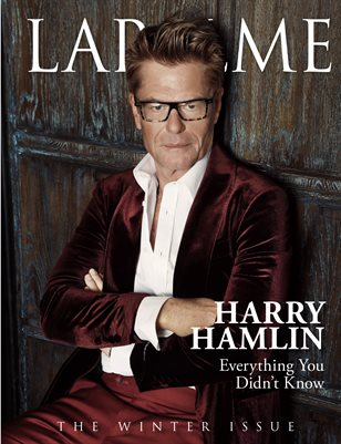 LAPALME MAGAZINE - WINTER 2018 - HARRY HAMLIN