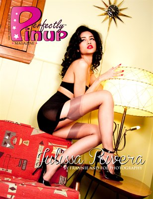 Perfectly Pinup Magazine MARCH 2015