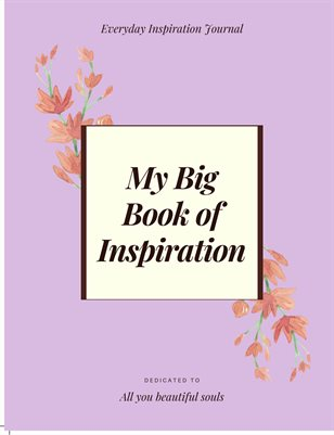 My Big Book of Inspiration