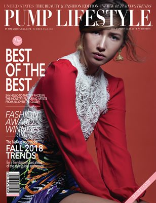 PUMP Lifestyle - The Beauty & Fashion Edition | October 2018 | Vol.12