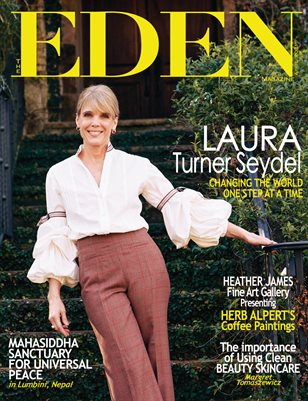 The Eden Magazine April 2021