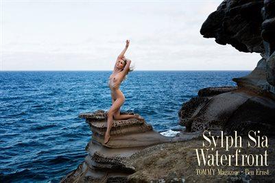 Sylph Sia - Waterfront - Poster