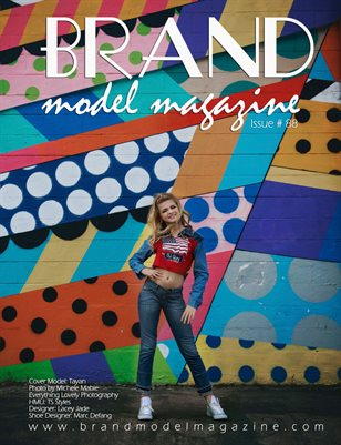 Brand Model Magazine  Issue # 88