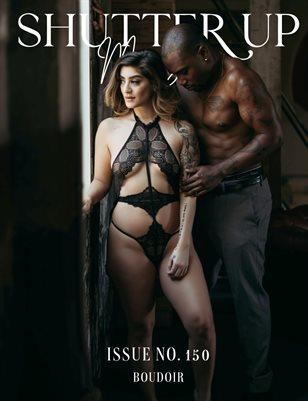 Shutter Up Magazine, Issue 150