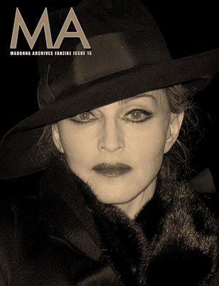 Madonna Archives Fanzine Issue 15
