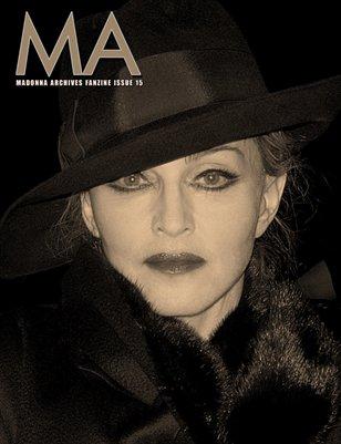 Madonna Archives Fanzine Issue 15
