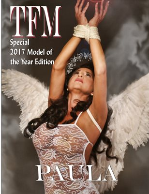 Paula TFM 2017 Model of the Year issue