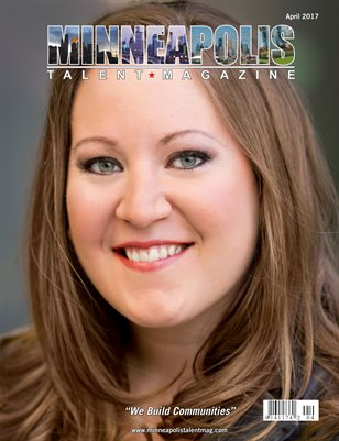 Minneapolis Talent Magazine April 2017 Edition