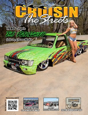 Cruisin the Streets November/December 2015 Flip Issue