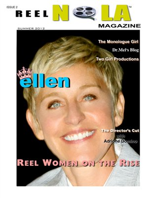 Reel Nola Magazine - ISSUE 2
