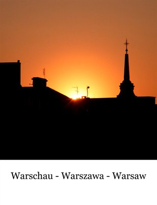Warschau - Warszawa - Warsaw