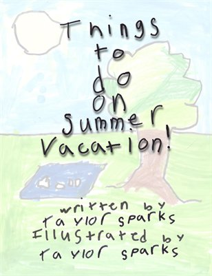 Things to do on summer vacation