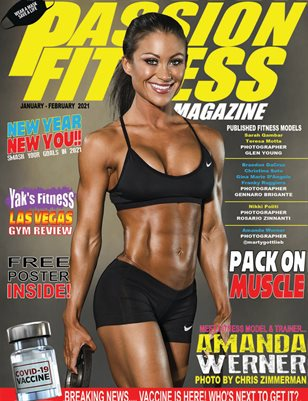 PASSION FITNESS MAGAZINE