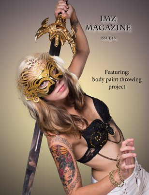 IMZ MAGAZINE ISSUE 18
