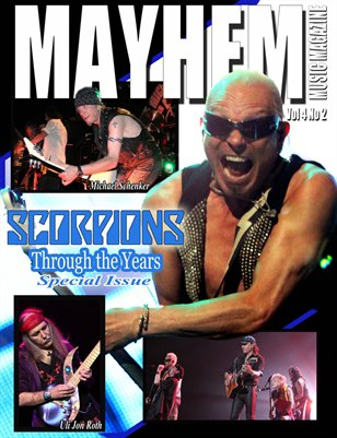 Mayhem Music Magazine Vol. 4 No. 2
