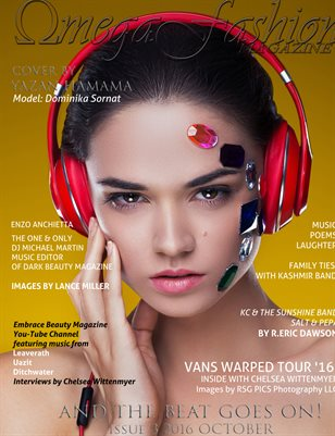 Omega Fashion Magazine BEATS