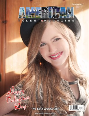 American Talent Magazine February 2017 Edition